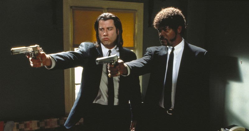 Skådespelare Pulp Fiction på TV4 Play