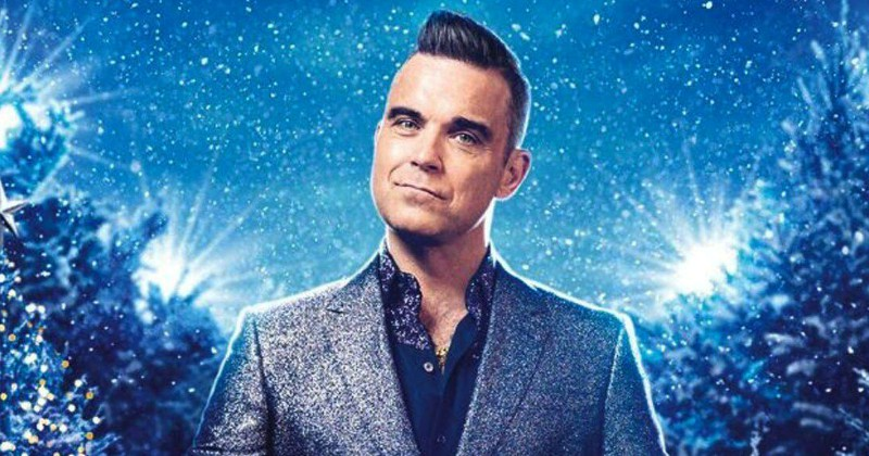 Robbie Williams julkonsert på Sjuan och TV4 Play gratis stream
