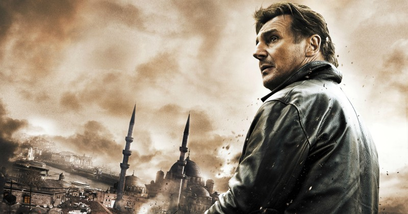 Liam Neeson i Taken 2 på TV3 Play Viafree