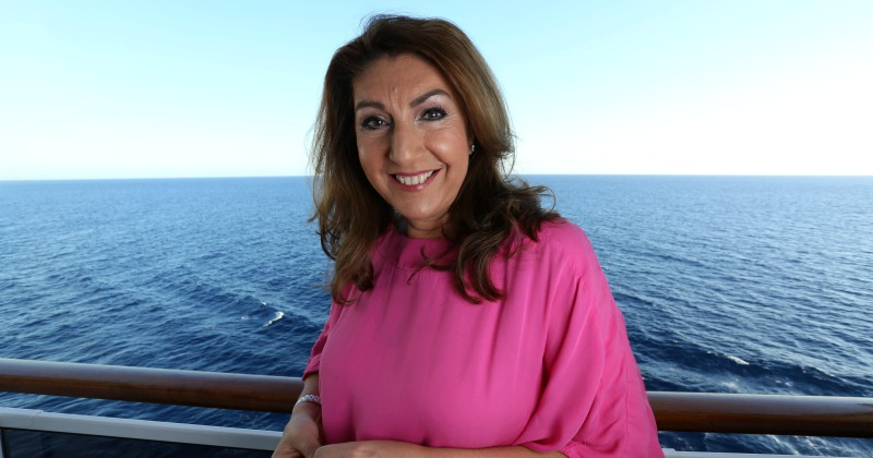 På kryssning med Jane McDonald på TV4 Play