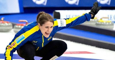 Curling: VM damer - SVT Play