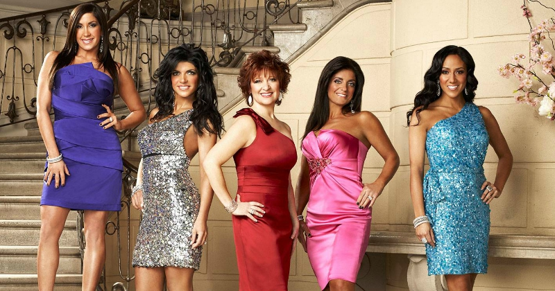 Real Housewives of New Jersey på Viafree