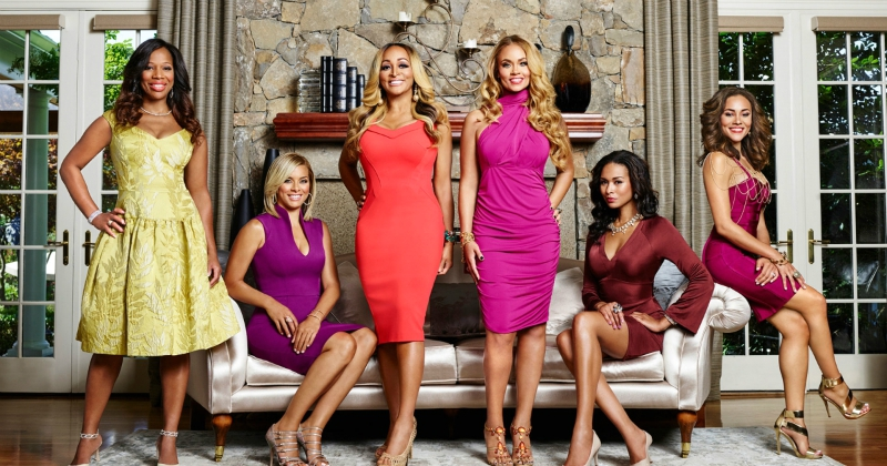 Real Housewives of Potomac på Viafree