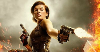 Resident Evil: The Final Chapter - TV6 Play   Viafree