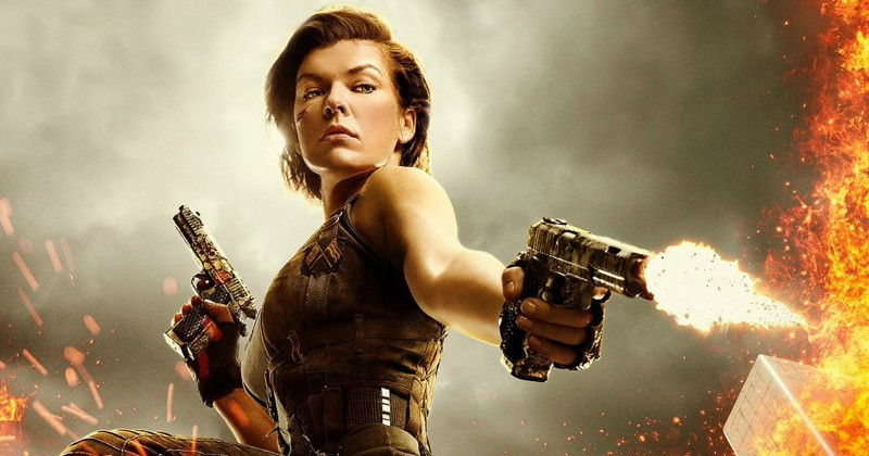 Resident Evil: The Final Chapter på Viafree gratis streaming