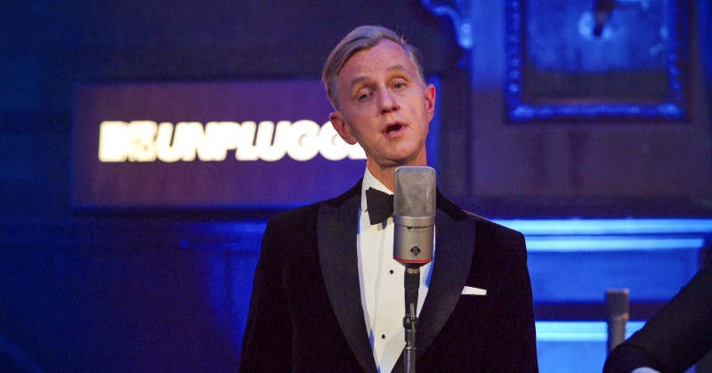 Max Raabe unplugged på SVT Play