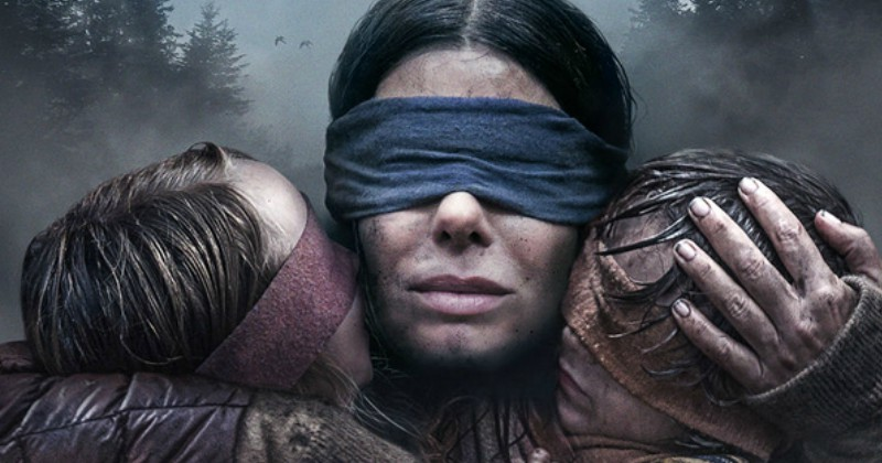 Bird Box på Netflix gratis stream