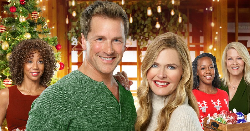 Christmas in Evergreen: Tidings of Joy på TV4 Play