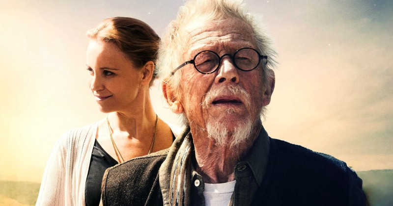 "Sofia Helin och John Hurt i ""That Good Night"" på SVT Play gratis streaming"