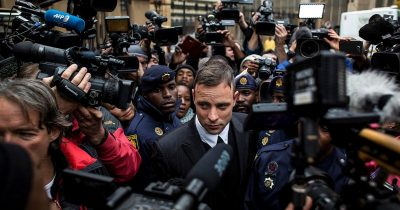 The Life and Trials of Oscar Pistorius - TV4 Play