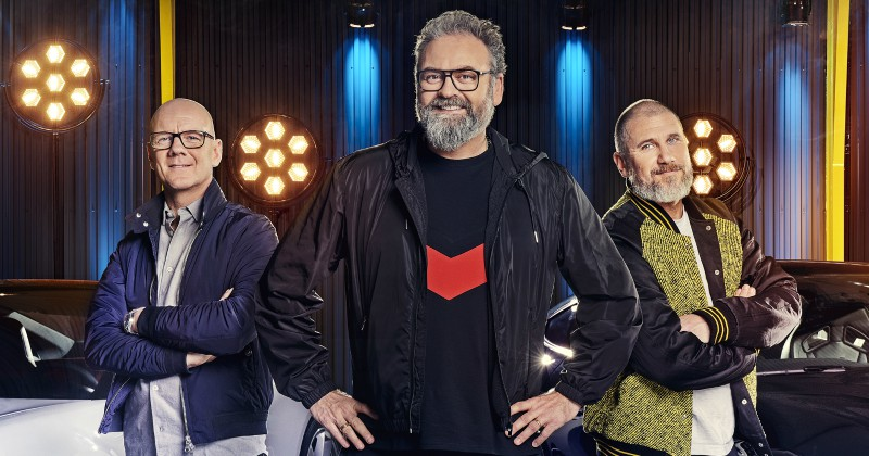 Top Gear Sverige på Kanal 5 Play Dplay streama gratis