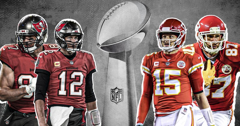 Strema Super Bowl 2021: Buccaneers - Chiefs gratis på TV& Play Viaplay