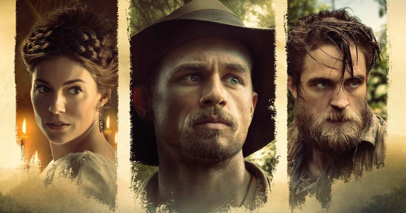 The Lost City of Z på SVT Play streama gratis