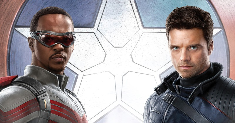 The Falcon and the Winter Soldier på Disney Plus streaming