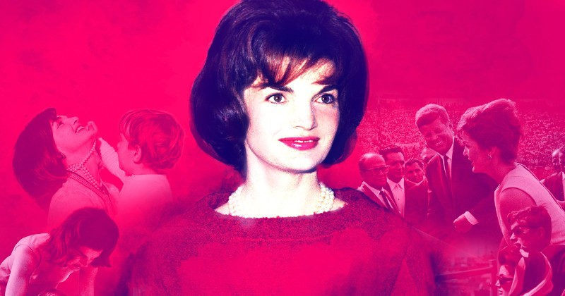 I am Jackie Kennedy på SVT Play dokumentär stream