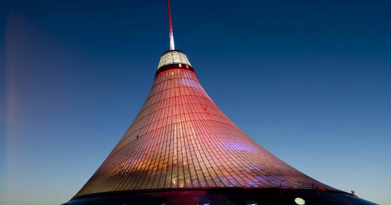 Megastructures: Astana - City of the Future på TV10 play viafree